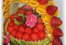 Frutas para domingo em família