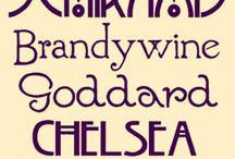 typography and typo history