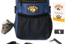 DOG TRAINING AND TREATS POUCH