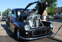 Little Car-Big Engine / Little Cars with Big Engines