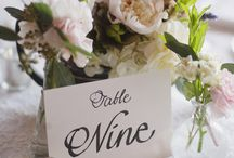 {Table Numbers}