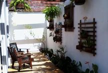 Jardins / varandas