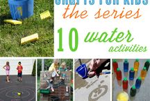 Fun Activities / Ideas for kids to enjoy