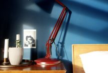 Let there be light! / Interior and exterior lighting, lamps, table lamps, floor lamps, ceiling lights, wall lights! Everything from articles and inspiration about lighting.