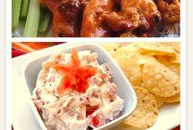 Winning Recipes for NASCAR® Race Day / NASCAR® race day menu ideas from FOX Sports.