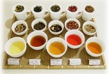 Cata de tés - Tea Tasting / by La Petite Planèthé (tea shop)