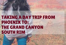Visiting the Grand Canyon / Planning a visit to the Grand Canyon? Check out these pins that will give you all the details on what you need to know.
