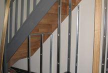 Rangement sous l escalier