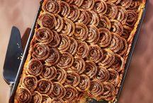 Martha Stewart's cinnimon desserts