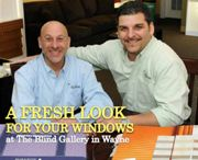 About The Blind Gallery / Luke Castle and Tony Rey have a combined 28 years of experience in the window treatment industry.  Their experience working with homeowner, interior designers, builders in homes, condos, apartments, townhomes and beach homes in the main line area ensures you that you will be satisfied with your window treatments.