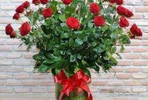 Flores para San Valentin / Flores para San Valentin en Floristería Fernando