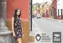 Sesión Vestidos / Los vestidos de Abrazos, combinan perfecto con las calles de San Miguel. Ambos son coloridos y llenos de vida! / by Abrazos San Miguel Designs