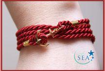 Sea Style jewelry / biżuteria dla wodniaków, żeglarzy, żeglarek, płetwonurków i windsurferów i motorowodników
