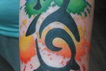 Penguin tattoos I really want