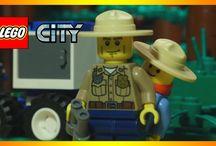 ЛегоСити - Lego City / Лего Сити (Lego City) это ожившая мечта любого ребенка. Благодаря конструкторам Лего Город дети и взрослые могут воссоздать в миниатюре кипучую атмосферу оживленного города, здесь есть полицейские участки, пожарные станции, леса и парки, золотодобывающие шахты, банки, музеи, космические корабли, поезда, грузовики, внедорожники, вертолеты и многое другое.
