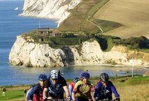 Biking trips / Viajando en bicicleta