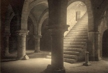 Crypts and Ruins / Places of silence, death and ancient voices / by Carel DiGrappa