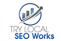 """TryLocalSEOWorks / This board is for infographics that help the small business owner learn more tips and strategies for picking keywords and educating them on """"How Local SEO can work for the small business owner with a small website and small budget and limited time. / by Social Selling For New CEO's"""