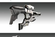 Chrono Protagonist Weapon Ideas