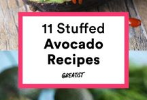 Stuffed Avo