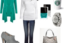 Fall/Winter Fashion / by Brittany Beard