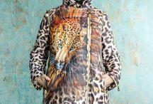 Леопард звериный