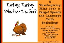 Thanksgiving Holidays / Activities with Disable Children during the Thanksgiving Holidays