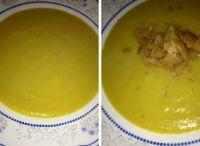Vellutata di finocchi e mele/ dupa crema de fenicul cu mar