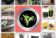 Ma routine beauté / Les produits préférés beauté que je propose sur mon portail ItWorks  https://stephanieduval.itworkseu.com