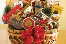 Great Gourmet Gift Baskets / Delicious gourmet treats / by GiftBasketsPlus.com