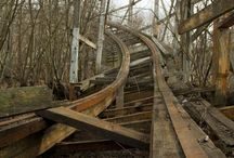 Abandoned. / by Rhonda Dixon