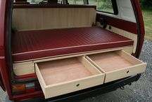 vw t4 interior ideas