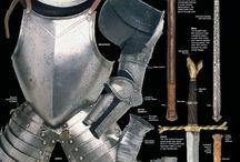 Armor Classical and Modern / by Nathan Franck