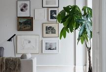 Gallery Wall / Gallery wall inspiration