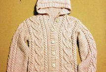 セーター編み図