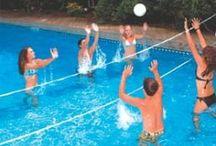 Pool Fun & Games