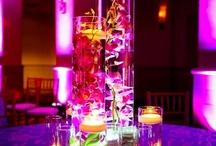 Purple Beach Wedding / All things beachy and purple