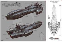 raft ships