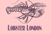 Lobster London / Vibrant Lobster and Burger bar serving fresh lobsters and 10oz gourmet burgers with unparalleled views over London on the 28th floor of Millbank Tower.