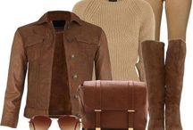 My favourite style / Cores terra, tecidos macios e confortáveis e um café... nice :-)