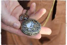 Pocket wathes - New style / The new pockets watches are a necessary accessory to your style: steampunk, vintage