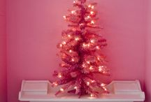 A Pink Merry Christmas / by Florencia Potter