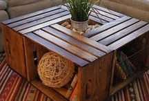 DIYテーブル椅子