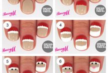 Christmas nail trends