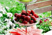 Fruta com arte