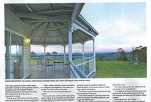 """Toowoomba Chronicle Feature Article / Last year the outstanding """"Small House"""", by our authorised Toowoomba builder, took out a combination of awards at the 2014 Master Builder Awards. Here is the article that was featured in the Toowoomba Chronicle newspaper highlighting its impressive achievements."""