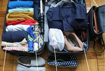 Packing Smart / How to pack smart for your trip to Whistler, at any time of year!