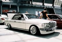 M.BENZ w123