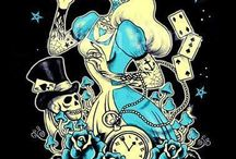 "Alice no País das ""Maravilhas"""