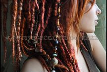 Wool dreads